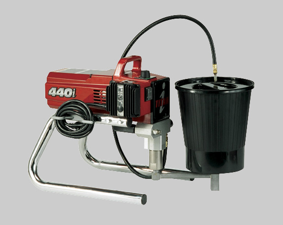 Epoxy & Polyurethane Equipment