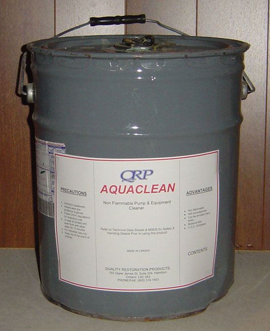 Leak-Proof Pump Cleaner 5 gal