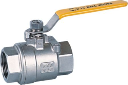 "2"" Valve Stainless Steel Rated 1500psi (103 BAR)"