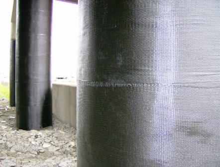 StablWall Wall Bracing System & Foundation Repair; Carbon Fiber
